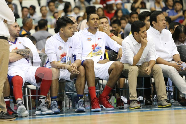 Rafi Reavis looks back at Coca-Cola title conquest in PBA's first-ever Christmas Day game