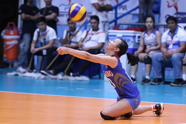 Arellano starts NCAA women's volley title retention bid with quick win over Mapua
