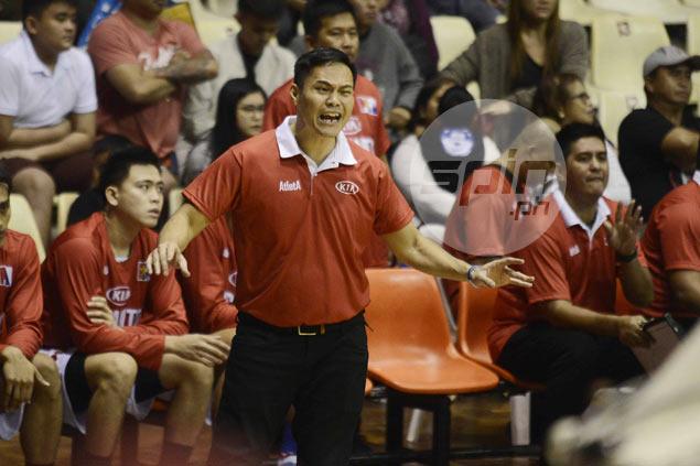 Old habits hard to break for 'conventional' KIA, admits coach Chris Gavina