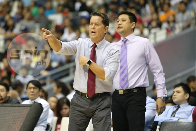 Tim Cone shoots down talk of possible role at La Salle after Ayo exit: 'Nothing to it'