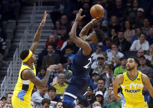 Jimmy Butler takes charge in overtime, finishes with 39 points as Wolves edge Nuggets