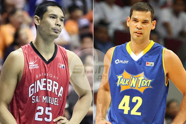If it's not too much to ask, Aguilar would love to have idol Seigle's SMB throwback jersey