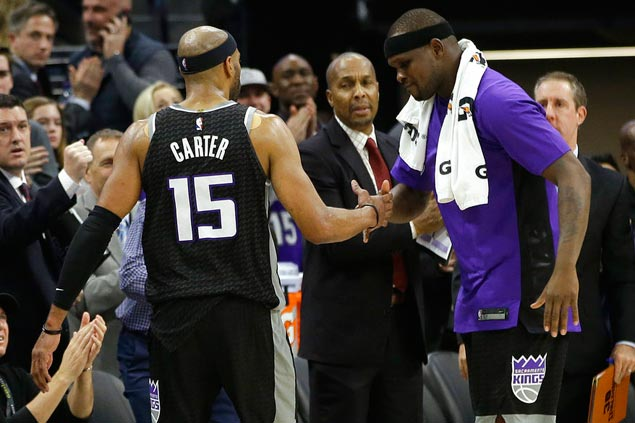 Vince Carter returns to score season-high 24 as Kings deal Cavs second straight loss