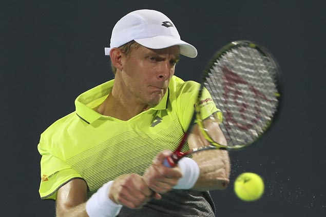 US Open runner-up Kevin Anderson eases way into UAE exhibition semifinals