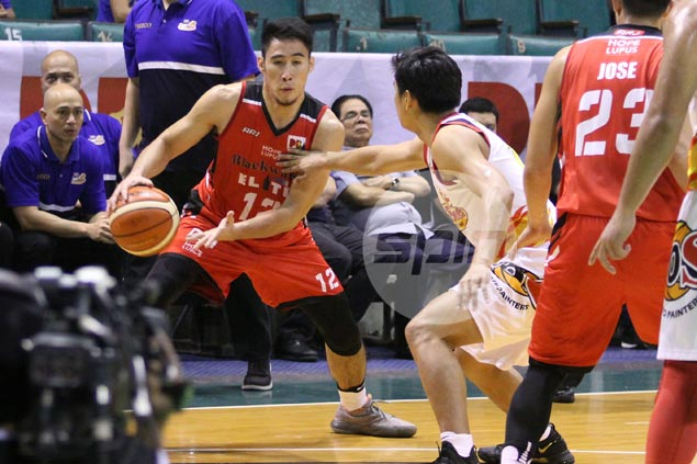 Mac Belo back in top form as Blackwater ends run of futility against Rain or Shine