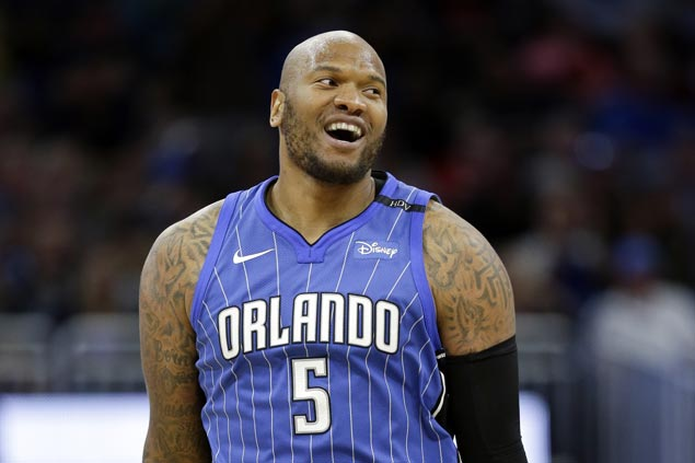 Marreese Speights sparks late blitz as Magic turn back Pistons to snap out of nine-game slump