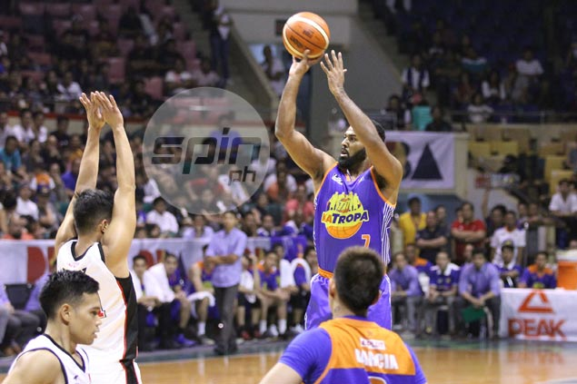Troy Rosario, Mo Tautuaa catch fire as TNT piles more misery on Alaska