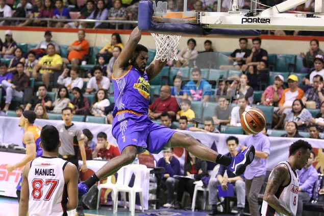 Slowly but surely, Mo Tautuaa sees himself finally living up to expectations