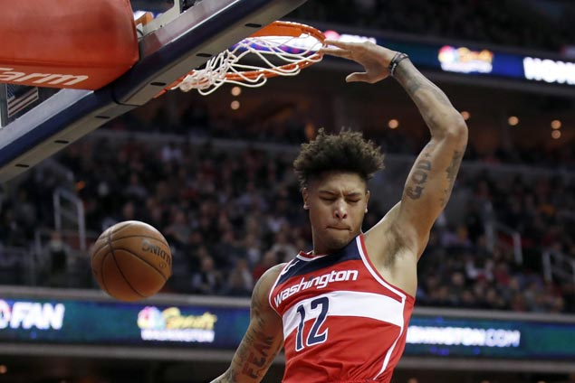 Wizards take control early and cruise to victory, send Rockets to fifth straight loss
