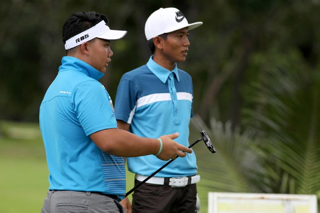 National Doubles champs Paolo Wong, Don Petil head local challenge in Philippine Amateur Open