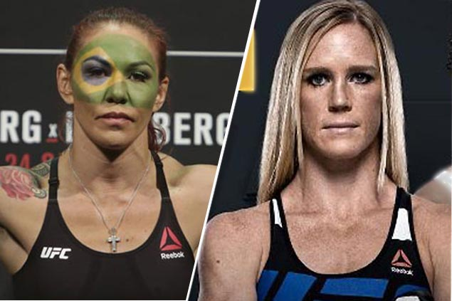 Holly Holm embraces underdog role anew in upset bid vs UFC featherweight champ Cyborg Justino