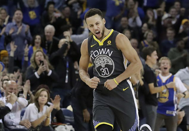 Steph Curry nails season-best 10 triples, scores 38 in return from injury as Warriors rout Grizzlies