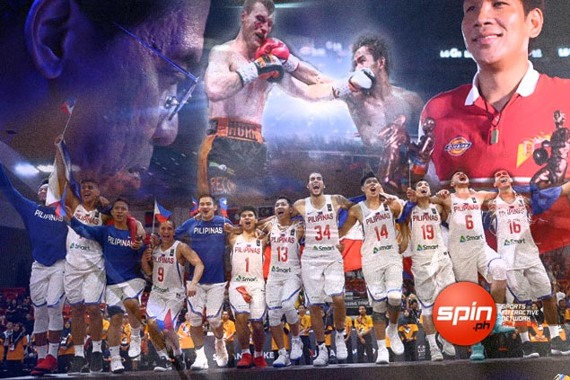 PBA crisis hands-down the biggest story in Philippine sports for 2017. See full LIST