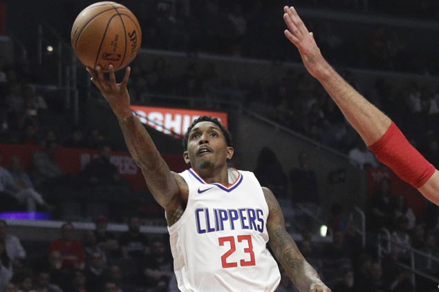 Lou Williams scores 40 points as Clippers sans Austin Rivers hold off Hornets