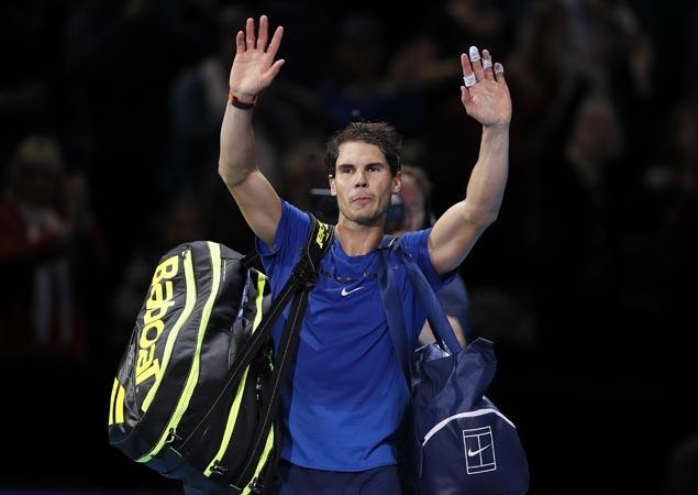 Rafael Nadal to make return from injury in Melbourne event featuring Djokovic, Wawrinka