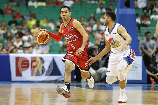 LA Tenorio insists San Miguel still the yardstick in any all-Filipino tournament