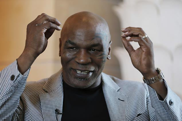 Mike Tyson enters marijuana trade, opens cannabis farm in California