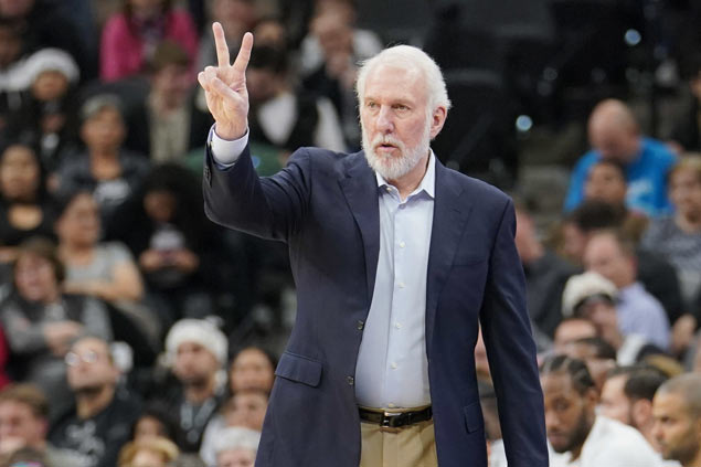 Hard to believe, but Gregg Popovich was once unwanted - by Spurs fans