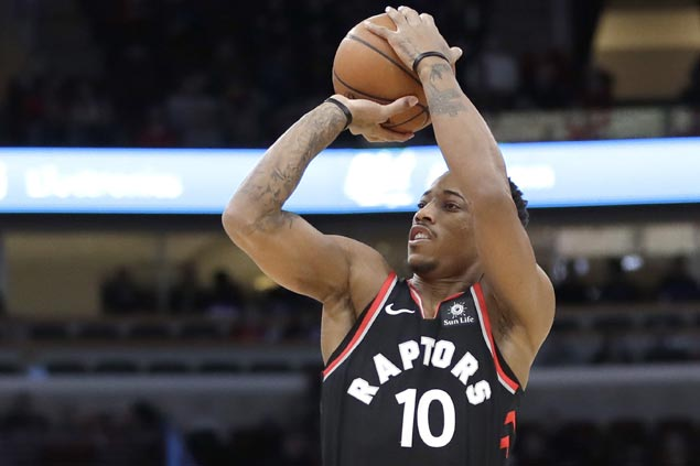 Raptors rally in fourth to extend win streak to three, send Bulls to third straight loss