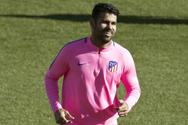 Diego Costa begins third Atletico spell with quick goal in win over Lleida