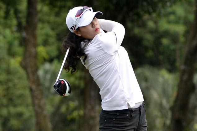 Hwang Min Jeong sets pace for women as three share lead in men's side of Philippine Amateur Open