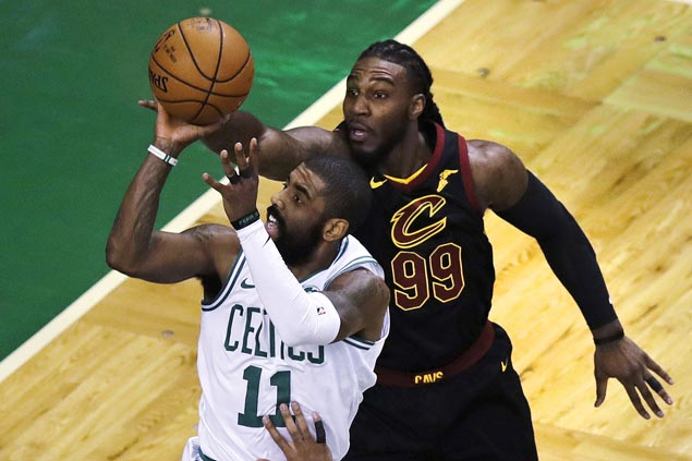 Celtics take control early and cruise to victory over Cavaliers