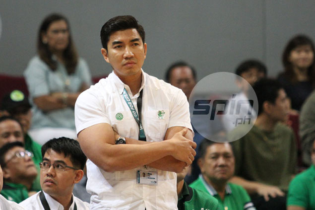Aldin Ayo tells Varsitarian he's signed to coach UST Tigers 'for next six years'