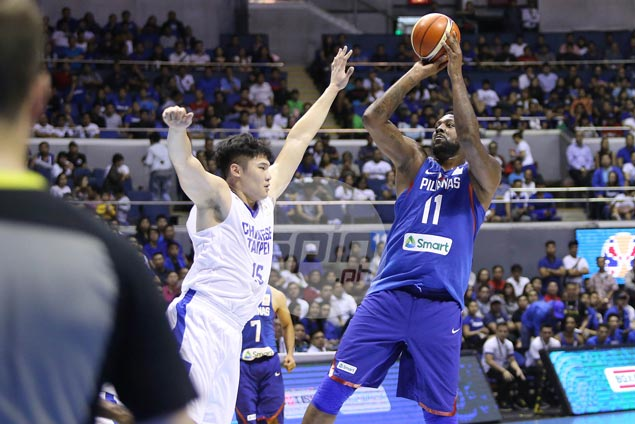 Chot Reyes assures Andray Blatche still part of Gilas pool for Australia, Japan matches