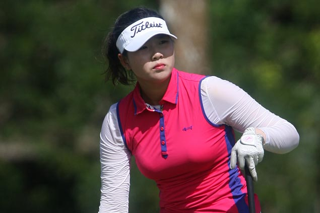 Hwang Min-jeong carries 11-stroke lead into fourth round of Philippine Amateur Open