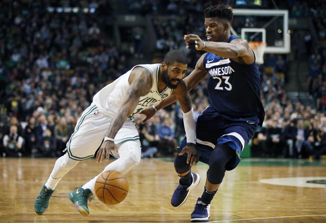 Celtics rally in fourth to beat Timberwolves and stretch win streak to five