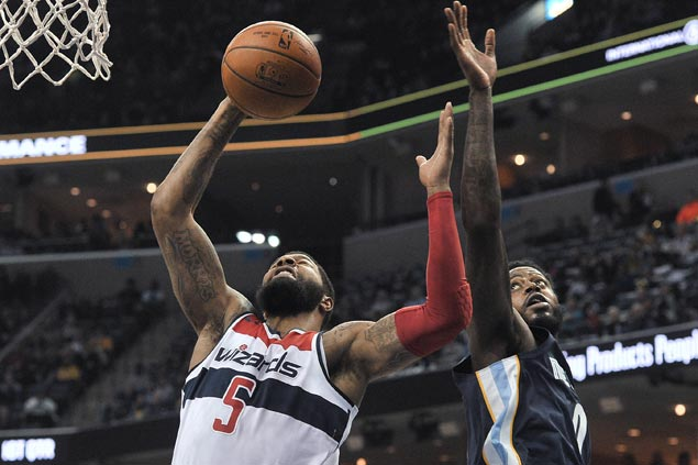 Markieff Morris hits clutch free throws as Wizards survive edgame wobble against Grizzlies
