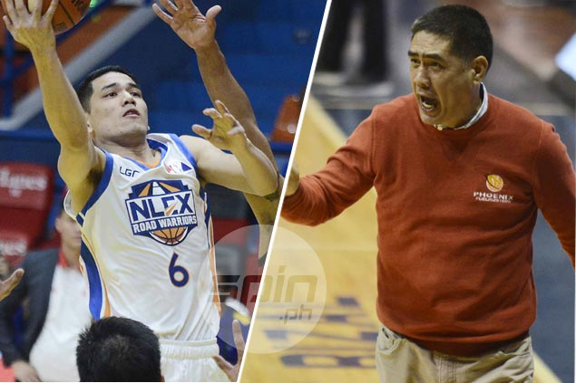 Family ties set aside as NLEX guard Kevin Alas excited to take on dad Louie's Phoenix squad