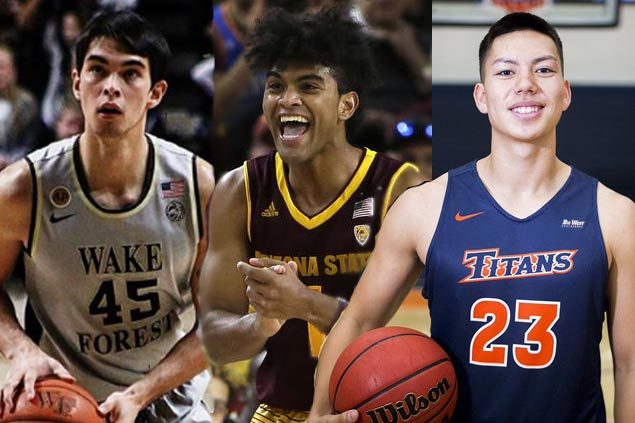 Sky's the limit for Fil-foreign Gilas prospects Remy Martin, Dwight Ramos, Troy Rike