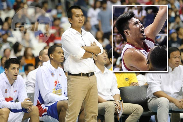 Chito Victolero sees Ian Sangalang thriving in time to become one of PBA's elite big men