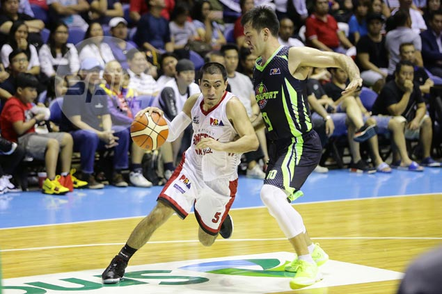 LA Tenorio catches fire just in time as Ginebra completes comeback vs GlobalPort