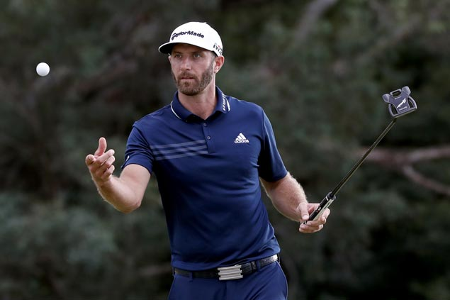Dustin Johnson starts year with strong statement, wins Tournament of Champions by eight strokes