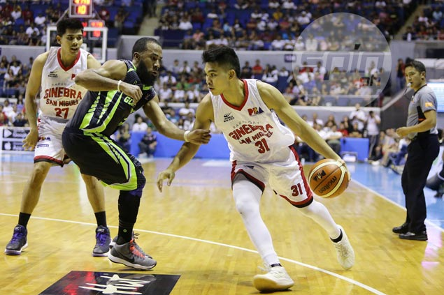 Aljon Mariano makes most of Ginebra opportunity in JDV, Sol Mercado absence