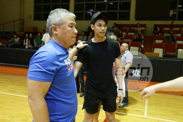 Ricci Rivero won't be idle this summer as stint with Gilas pool in Filoil Cup beckons