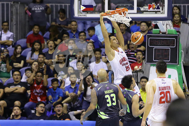 Japeth Aguilar eager to jump back into Gilas practice as he makes up for lost training time