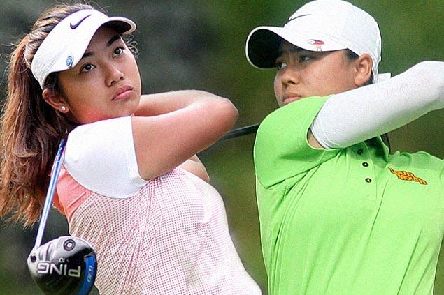 Bianca Pagdanganan, Yuka Saso head local charge as Philippine Ladies Open begins