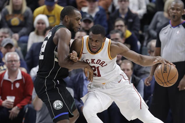 Pacers get back at Bucks, score second straight victory