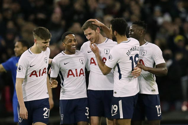 United, Spurs drawn to play away at 4th-tier clubs in FA Cup fourth round