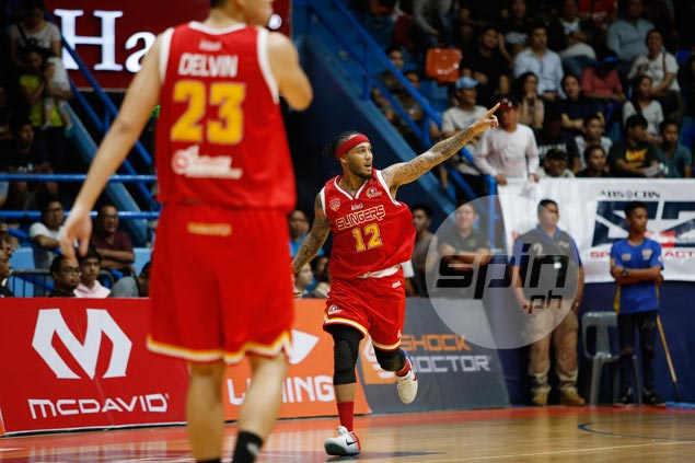 Slingers guard AJ Mandani says games in PH bring out the best in him