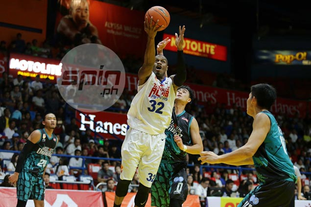 Justin Brownlee edges Alab teammate Balkman for ABL World Import of the Week honor