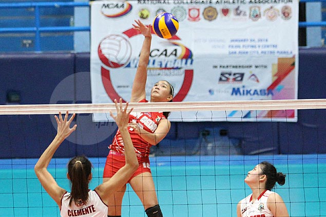 Viray, Racraquin star as San Beda eases past Perpetual to forge three-way tie for NCAA lead