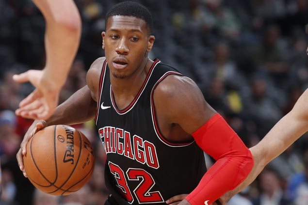 Kris Dunn overcomes poor shooting night, hits go ahead basket as Bulls down Knicks in 2OT