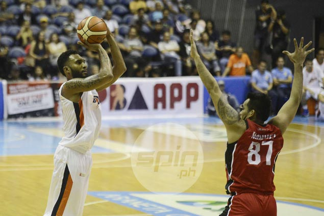 KG Canaleta finds consolation in joining PBA 5,000-point club despite Meralco loss to Alaska