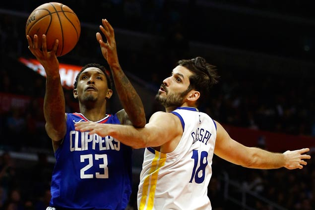 'Sweet Lou' Williams crashes KD party with dazzling 50-point explosion for Clippers
