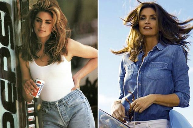 Cindy Crawford, 51, set to stun anew in recreating iconic Super Bowl ad 26 years later