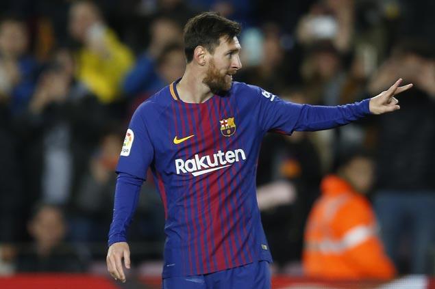 Lionel Messi nets brace as Barcelona blasts Celta Vigo to advance to Copa del Rey quarterfinals